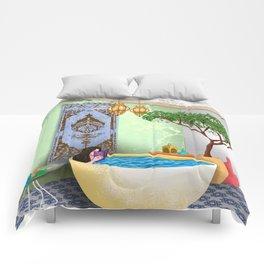 Bath v1 Comforters