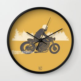 rilysi Wall Clock