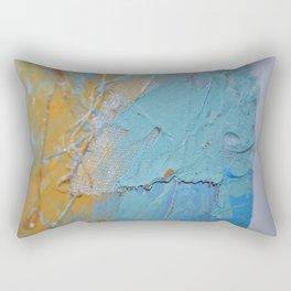 Passage through Nets Rectangular Pillow