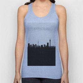 City Skylines: Johannesburg Unisex Tank Top
