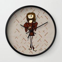 The real Gioconda Wall Clock