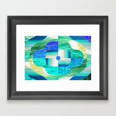 SEA-SONAL Framed Art Print