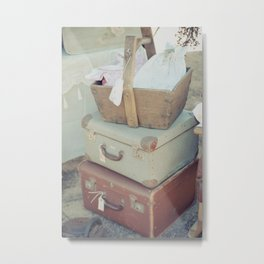 We're All Going On A Summer Holiday Metal Print