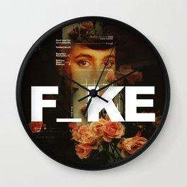 F_ke Wall Clock