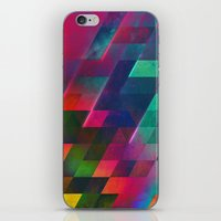 let it go iPhone & iPod Skins featuring let go by Spires