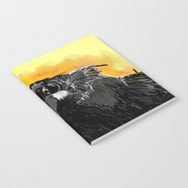 Curious Crow Notebook