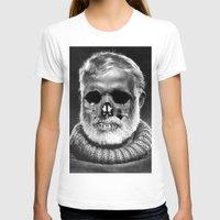 hemingway T-shirts featuring Hemingway Alive! by Oscar Sierra