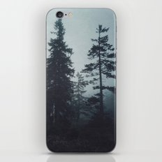Leave In Silence iPhone & iPod Skin