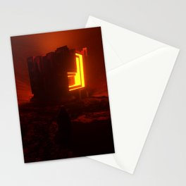 THE ENTITY Stationery Cards
