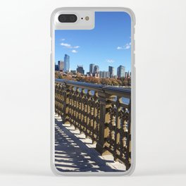 Boston Calling Clear iPhone Case