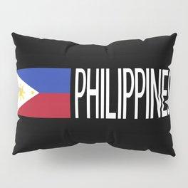 Philippines: Filipino Flag & Philipinnes Pillow Sham