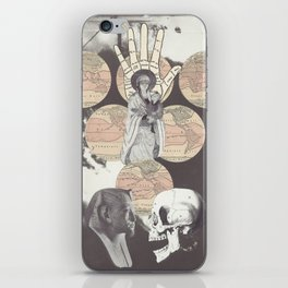 Madonna of the Six Earths iPhone Skin