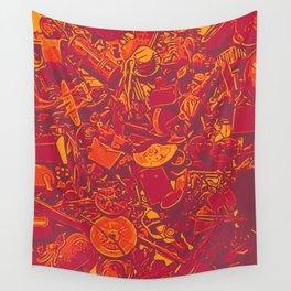 Scramble Wall Tapestry