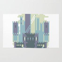 Pixel-sword Rug