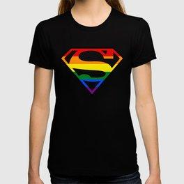 SuperGay rainbow! T-shirt
