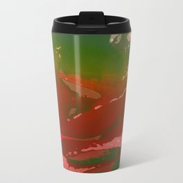 Fiori SqPX 5 with Patterns Metal Travel Mug