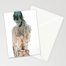 Barba di perle Stationery Cards
