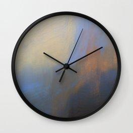 Pixel Sorting 42 Wall Clock