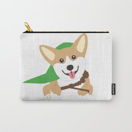 The Legend of Corgi Carry-All Pouch
