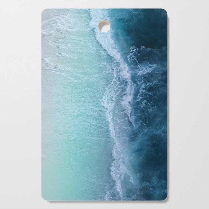 Turquoise Sea Cutting Board