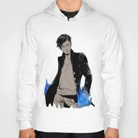bane Hoodies featuring Magnus Bane by The Radioactive Peach