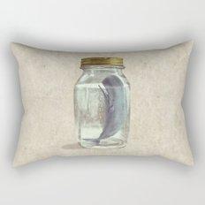 Extinction Rectangular Pillow