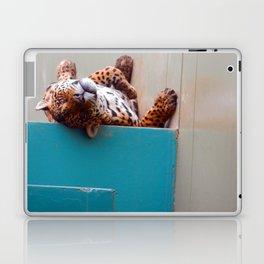 Reclining Jaguar Laptop & iPad Skin