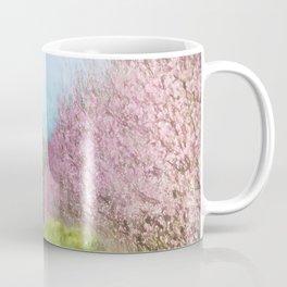 Peach Orchard Coffee Mug