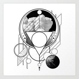 Open Arcana: Convergence Art Print