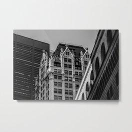 Liberty Tower at 55 Liberty Street in Lower Manhattan New York Metal Print