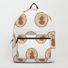 Valentine Pinup 5 Backpack