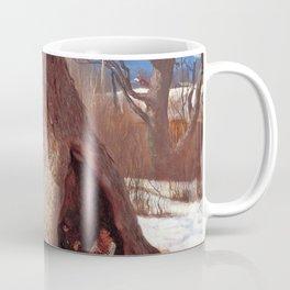 The Truants - Eastman Johnson Coffee Mug