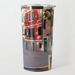 Alleys of Venice Travel Mug
