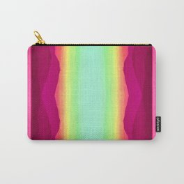 Psychedelic Hillside Carry-All Pouch
