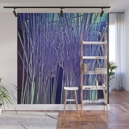Icicles of Art Wall Mural