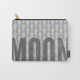 Moon Minimalist Poster Carry-All Pouch