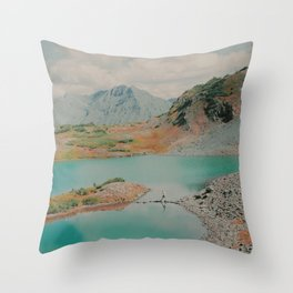 """""""Untitled"""" Throw Pillow"""