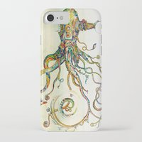 number iPhone & iPod Cases featuring The Impossible Specimen by Will Santino