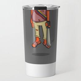 Pacha Sabino Romero Yukpa Travel Mug