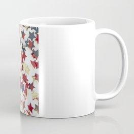 EUA FLAG STARS Coffee Mug
