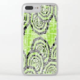 Ancient truth Clear iPhone Case