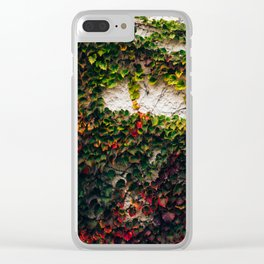 Vines on Webster Clear iPhone Case