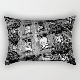 Manhattan Ladders Rectangular Pillow