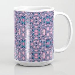 Fractal purple Coffee Mug