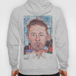 Thom Yorke Radiohead Hail to The Theif Hoody