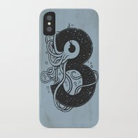 three of the possessed iPhone & iPod Cases featuring Three by barmalisiRTB