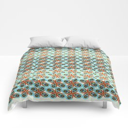 Westworks in Oysters and Pearls Comforters