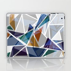 Cracked II Laptop & iPad Skin