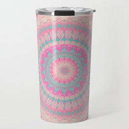 Mandala 418 Travel Mug