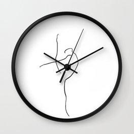 Perfection Wall Clock